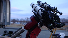 Many Telescopes