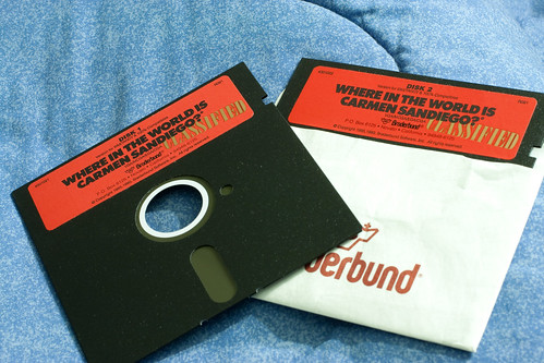Where in the World Did Floppy Disks Go?