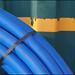 Blaue Rohre par weha