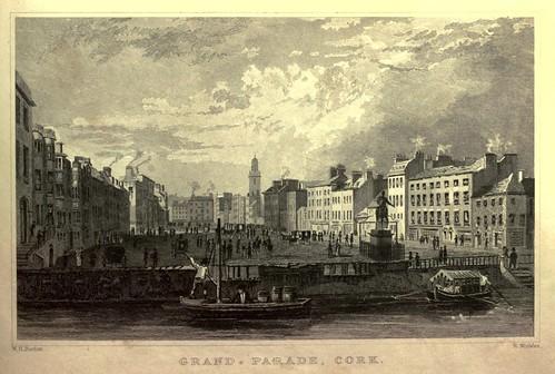 017-2- Grand Parade condado de Cork Irlanda