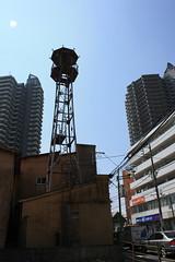 根岸の火の見櫓(所沢市)