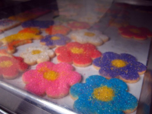 Flower and Animal Sugar Dots