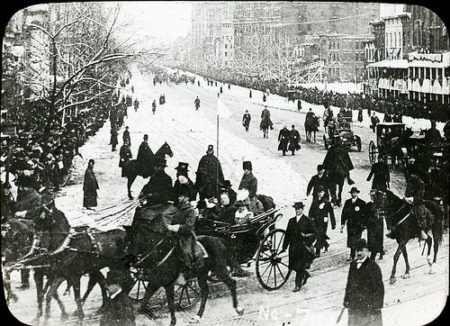 Taft Inauguration