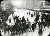 Taft Inauguration (DC Public Library Commons) Tags: horses snow snowstorm parade inauguration 1909 horsedrawncarriage williamhowardtaft presidenttaft commons:event=commonground2009