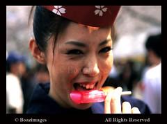 JAPAN (BoazImages) Tags: portrait woman hot sexy girl face festival japan penis japanese asia erotic candy faces sweet documentary fertility shinto matsuri kanamara boazimages