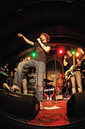 Rock gegen Regen Konzertmarathon - Crash Casino