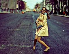 isnt this a lovely day (Pahomova) Tags: city girl beautiful fashion photo interesting nikon europe shot creative picture pic fave belarus 2009 minsk d80 korki