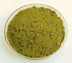 קארי ירוק תוצרת בית
