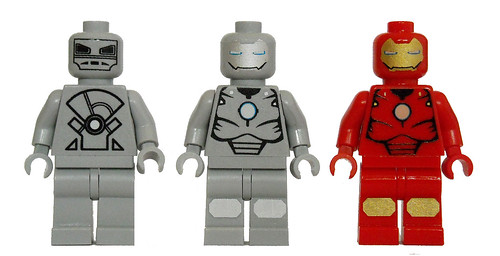 Iron-Man custom minifigs