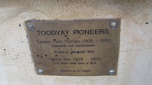 Toodyay Pioneer