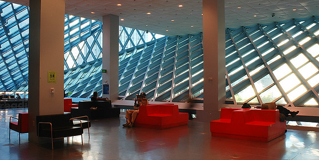Seattle Public Library 01