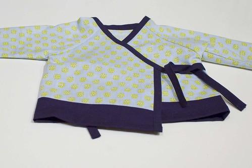 Kimono Pajama Top