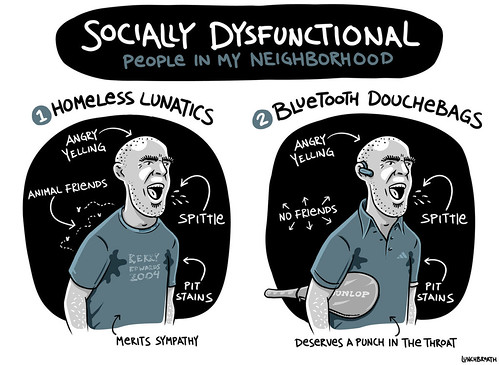 socially dysfunctional (by lunchbreath)