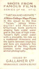Tarzan And His Mate (jtfmulder) Tags: tarzanandhismate johnnyweissmuller maureenosullivan