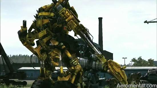 juego Transformers 2 Scrapper