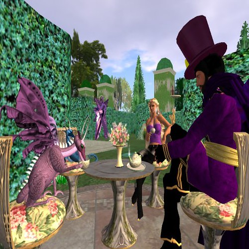 Tea and Tips with Moon and the Maze Dragons