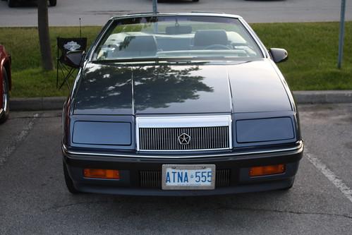 1987 Chrysler Lebaron Convertible A Photo On Flickriver