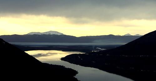 Lago Escondido y Fagnano (by morrissey)
