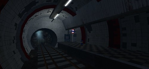 The Port Caves - Underground Station