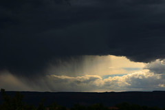 Black Horizon (Outrageous Images) Tags: storm spring colorado may grandvalley virga outrageousimages davewadsworth coloradothunderstorms