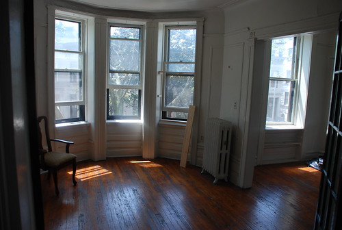new apartment in Brooklyn