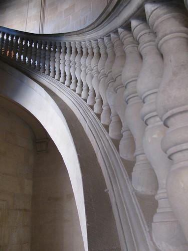 Stair Rail, Alhambra