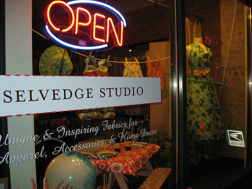 Selvedge Studio