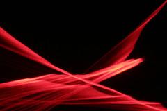 studio-8 (low_batt) Tags: light experiment laser luci rosso nero grana lungaesposizione lucesolare