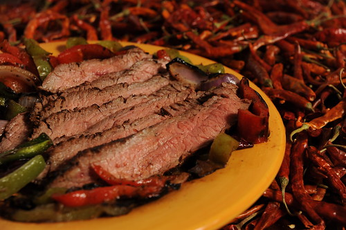 Marinate your fajita meat with this flavor packed marinade for ...