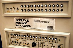 Arpanet Interface Message Processor