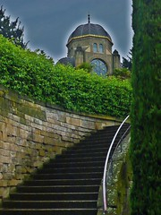 Belvedere / Wilhelma Stuttgart / - Stairways to heaven _|-|_ (eagle1effi) Tags: building june architecture canon germany lumix zoo cool colorful stuttgart wildlife powershot architektur belvedere bauwerk 2009 gebude sx1 pavillon wilhelma masterclass badenwurttemberg zoologicalandbotanicalgardens bauwerke stairstoheaven bridgecamera regionstuttgart moorishrevival eagle1effi dmcfx10 zoologischbotanischergarten naturemasterclass byeagle1effi yourbestoftoday artandexpression canonsx1is canonpowershotsx1is effiart masterclass djangos canonsx1ispowershot effiartkunstcopyrightartisteagle1effi maurischerrevival effiarteagle1effi