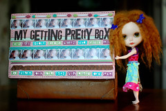 My Getting Pretty Box  -  2/365