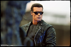 NECATERMINATOR 2 : T-800_2 (EdwardLee's collection) Tags: 2 canon movie toy toys actionfigure day action arnold schwarzenegger collection figure terminator judgment t2 neca t800 endoskeleton 400d edwardlees