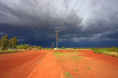 Before the storm, Halls Creek (ozroadwarrior) Tags: storm wet weather northwest australia outback kimberley westernaustralia hallscreek