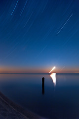K20D0535 (Bob West) Tags: longexposure nightphotography moon ontario night lakeerie greatlakes moonrise moonlight nightshots startrails southwestontario bobwest k20d pentax1224