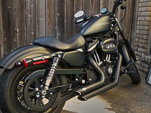 Harley Davidson Iron 883 HDR
