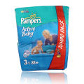 Pampers Active Baby (ecoimports) Tags: babies poo diapers nappies pampers newbaby huggies activebaby drybaby