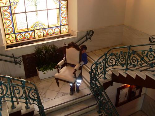 sillón municipal