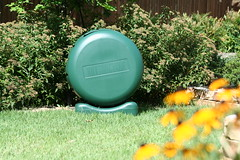 Envirocycle composter (cleanairgardening) Tags: compost composting compostbin composter