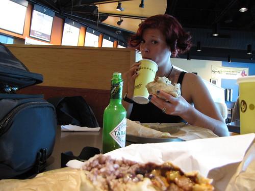 Dinner (06/12/09)