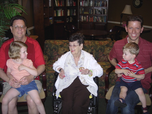 Grandma Wilcox 2009