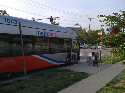 New Metrobus, Calverton Shopping Center