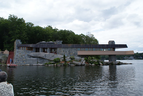 The Last Frank Lloyd Wright house