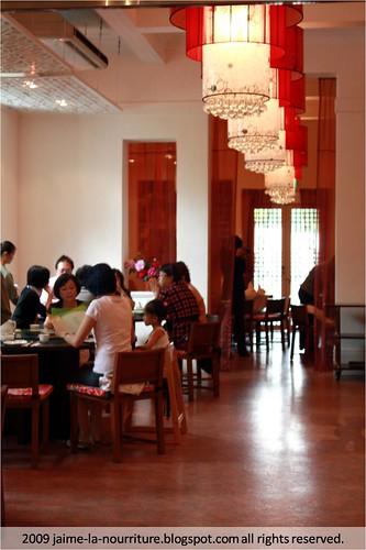 Chinese Box - interior