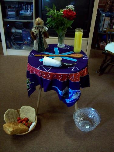 Midsummer Altar