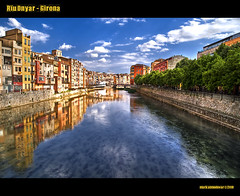 (Mark_Almodovar) Tags: espaa rio river spain sony catalonia girona catalunya hdr catalua gerona riu espanya riuonyar sonyalpha rioonyar sonya300