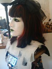 female android (Larawan de la Synthpop) Tags: female fembot android humanoid gynoid humanrobot femalerobot brexxa brexxa1 brexxarobot robotichead