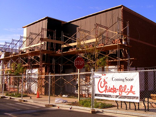 Chick-Fil-A On Tech Road