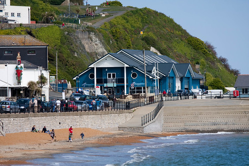 Seaside in Ventnor