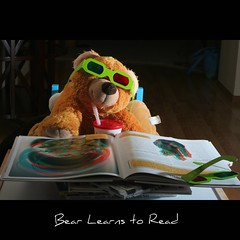 Bear Learns to Read